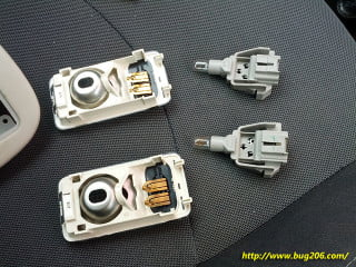 Reuse original connector due to socket incompatibility